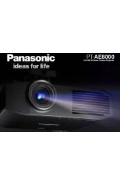 PANASONIC - AE8000EA