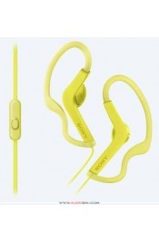 SONY - MDR-AS210AP YELLOW