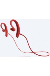 SONY - MDR-XB80BS RED