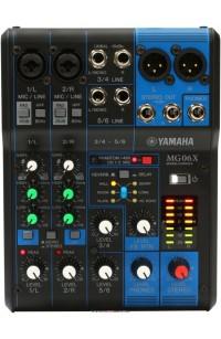 YAMAHA -MG06X