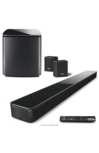 soundbar bose soundtouch 300 acoustimass 300. Black Bedroom Furniture Sets. Home Design Ideas