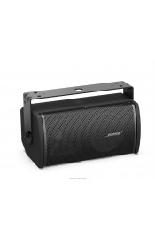BOSE - ROOMMATCH UTILITY RMU105 SINGLE-5 BLACK