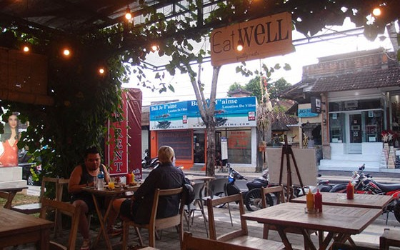 Eat Well Restaurant Seminyak